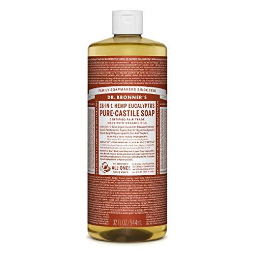 Dr Bronner's 946 ml Organic Eucalyptus Castile Liquid Soap