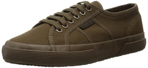 Superga 2750 Cotu Classic S000010, Sneakers Unisex - Adulto, Verde (905), 37.5 EU (4.5 UK)