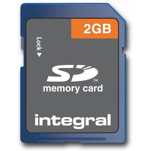 2 Gb Teil (Integral insd2gv2ndb Secure Digital)