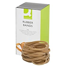 Q-Connect Rubber Bands No.69, 150.0 x 6.0 mm, 500 g