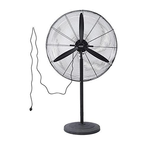 Ventiladores Pedestal, enfriamiento de pie eléctrico, Oscilante/Giratorio o Estático, Rejilla de Seguridad...