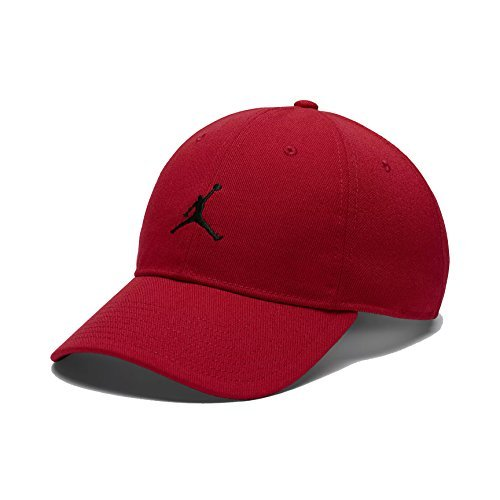 Nike Floppy H86Cap Linie Michael Jordan-Tennis, Herren Einheitsgröße Rot (gym red/black)