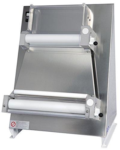 GAM Gastro Teigausroller R40P bis 1000 gr und 40x70 cm Fußpedal ***NEU***