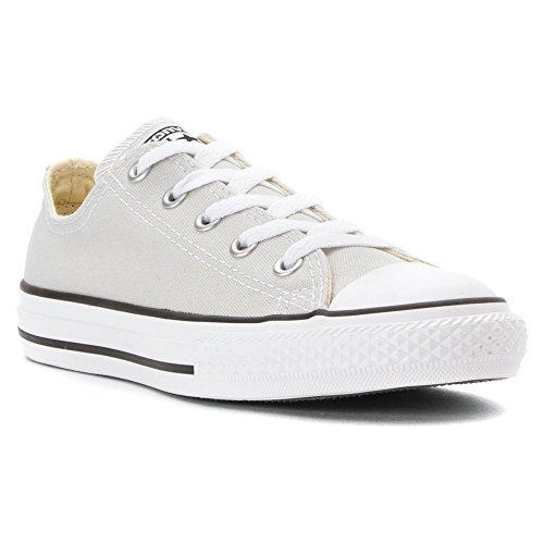 Converse Kids Chuck Taylor All Star Ox Canvas Trainers Mouse