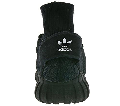 Adidas Originals S80508 Tubular Doom Pk Black Dk Grey White Black
