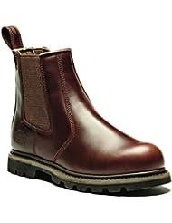 Dickies Fife Imperméable Dealer Bottes de sécurité en acier d'orteil FD9214 Vêtements de travail