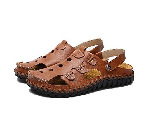 Sandalen Sandalen Männer Hausschuhe Outdoor-Watschuhe Brown