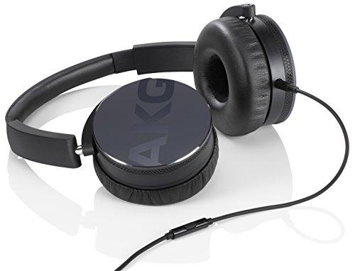 Y50 Portatili Pieghevoli con Cavo Rimovibile e Controllo Remoto Volume/Microfono, Compatibili con Dispositivi Apple iOS e Android, Nero