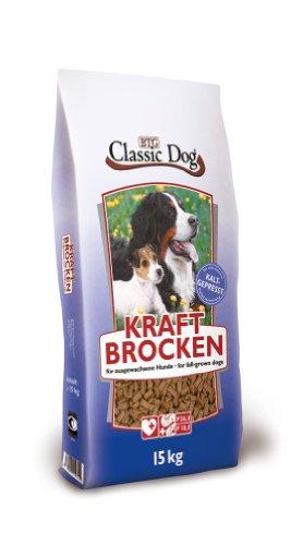 Classic Dog 40024 Kraftbrocken 15 kg