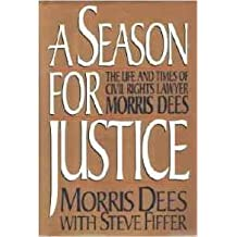 Season for Justice/Audio Cassettes