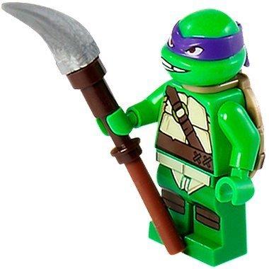 LEGO TMNT - DONATELLO V2 Minifiguren - Teenage Mutant Ninja Turtles