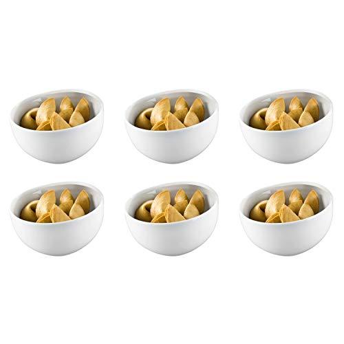 Arzberg Cucina Basic Weiss Müslischalen-Set 6tlg. - Arzberg Set