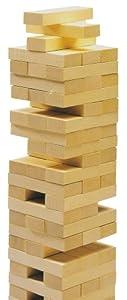 HEROS 100060312 - Juego de ladrillos de madera Importado de Alemania