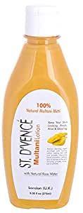 ST. D'VENCÉ Multani Mitti Lotion with Natural Rose water, 275ml