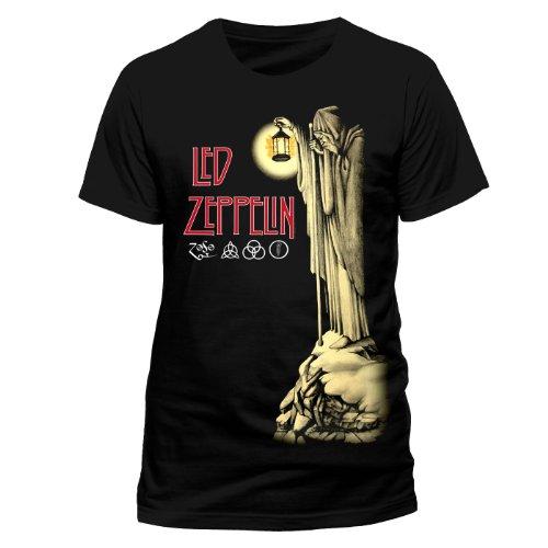 Live Nation - T-Shirt - Homme - Noir (Black) - FR: X-Large (Taille fabricant: X-Large)