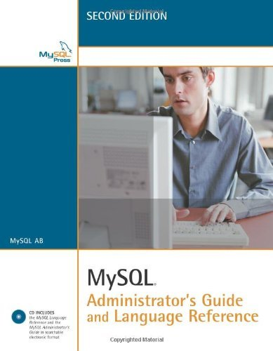 MySQL Administrator's Guide and Language Reference (2nd Edition) by MySQL AB (2006-05-07) par MySQL AB