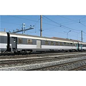 Roco R45747 Mod 233 Lisme Ferroviaire Voiture Corail Vu