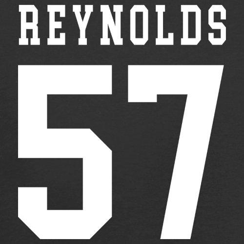 Reynolds 57 - Herren T-Shirt - 13 Farben Schwarz