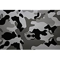 Romel - 24  19,71€ m²  Folie Selbstklebend Hochglanz Luftkanäle Camouflage 46fbcce405
