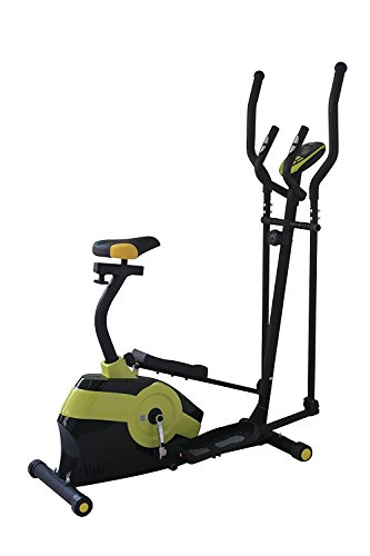 The Gym Life Elliptical Cross Trainer Cardio Fitness Exercise Bike