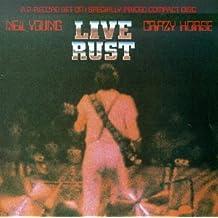 Live Rust [Musikkassette]