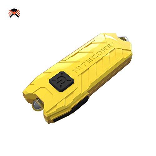 Linterna Llavero LED Recargable USB - NITECORE® TUBE