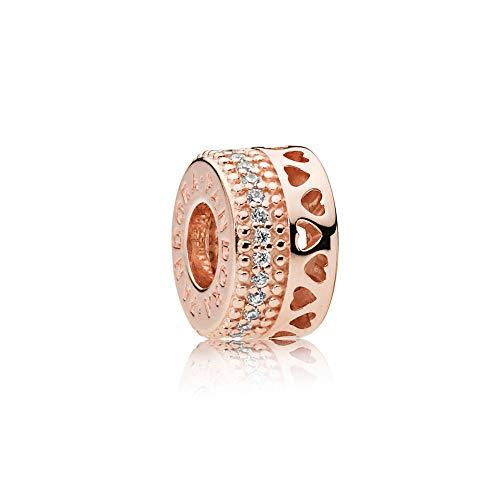Pandora Damen-Bead Charms Vergoldet 787415CZ