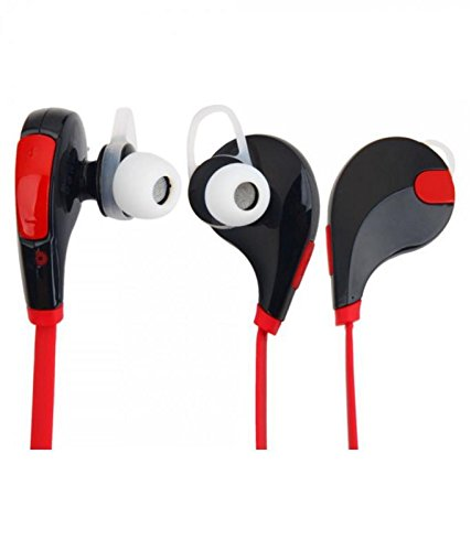 Newest Bluetooth Earphone with feature of Voice Clarity ||Amazing Sound ||Attractive look ||Feet Taping Music sound ||Super Sound ||Deep Bass ||Sweat Proof ||Premium Look||Professional Bluetooth 4.1 Wireless Stereo Sport Headphones Headset Compatible with your Samsung Guru E1207  available at amazon for Rs.1100