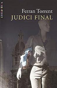 Judici final par Ferran Torrent