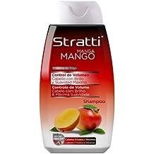 Stratti Mango - Champú Control de Volumen con Keratina, ...