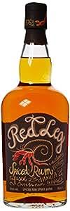 Red Leg Spiced Rum, 70 cl