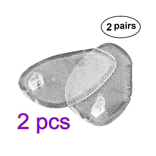 SUPVOX 4 Paar Kissen Pad Zehenschutz für Flip-Flop-Einsätze - Flip-flop-kissen