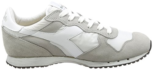 Diadora bianco Grigio Sneakers 01 Trident 157083 Ny Homme Patrimoine C4621 Sw rUFvwH1rxq