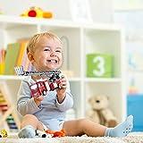 Tatuo Feuer LKW Spielzeug Reibung Angetriebenen Auto Rote Löschfahrzeug LKW für Kleinkind Jungen Geschenke für Tatuo Feuer LKW Spielzeug Reibung Angetriebenen Auto Rote Löschfahrzeug LKW für Kleinkind Jungen Geschenke