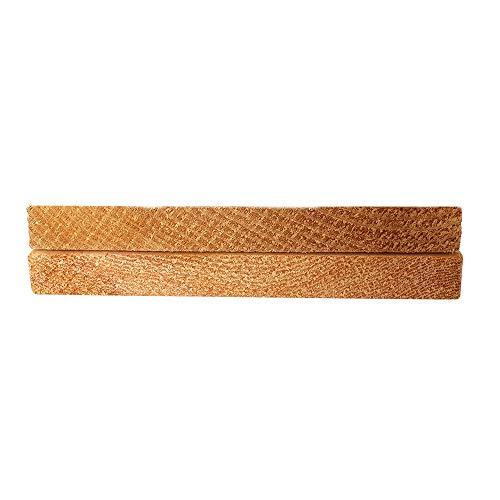 41B5eosP%2BaL - MAVANTO® XXL Grillbretter Räucherbretter - Kanadisches Zedernholzbrett zum Grillen - EXTRA DICK (30x14x1,5cm) langlebig & wiederverwendbar (2er Set)