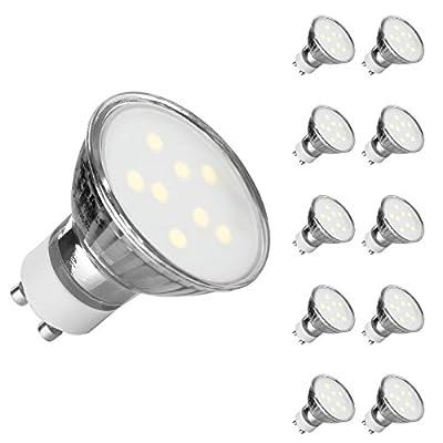 Ascher 4W GU10 LED Bulbs