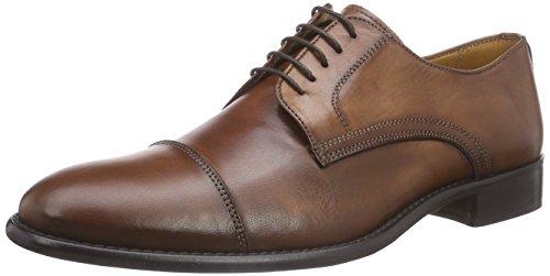 Florsheim RUSSELL 50724-04 - Zapatos de cordones para hombre, color marrón, talla EU 44.5/US 10.5