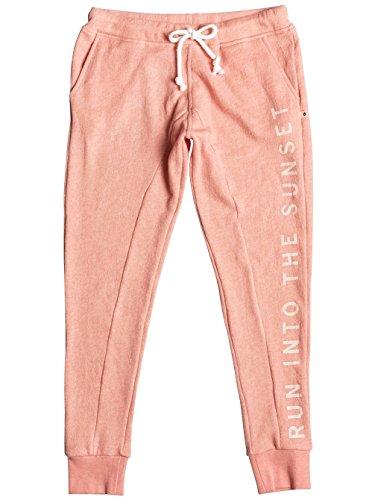 Roxy Skin In Lov Pantalon de jogging Femme Heritage peach amber