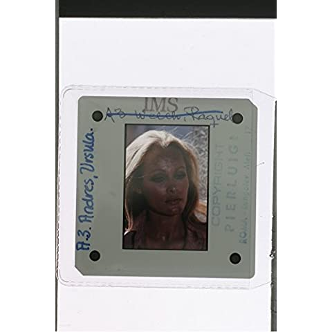 Slides photo of Ursula Andress' close-up portrait.