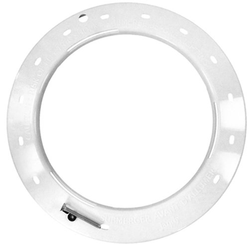 Zodiac R0450802plastica bianco viso anello di ricambio per selezionare Zodiac Jandy Pool Lighting System