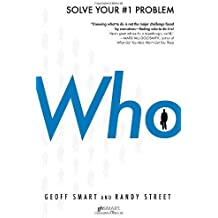 Who by Geoff Smart (2008-09-30)