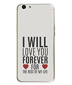Snapdilla Designer Back Case Cover for Oppo F1s (Tag Graphic Design Background Wallpaper Greeting)