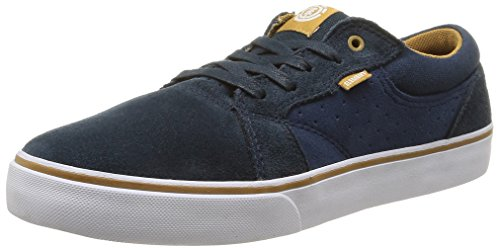 Element Wasso, Baskets Basses homme Bleu (3821)