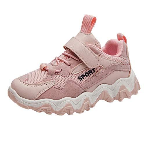 Zapatillas para Niñas Deportivas Verano 2020 PAOLIAN Zapatos de Deportes Niñas Niños Running Casual...