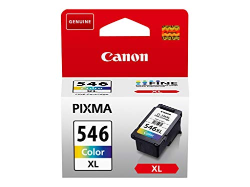 Canon CL 546XL Cartucho tinta original Tricolor XL