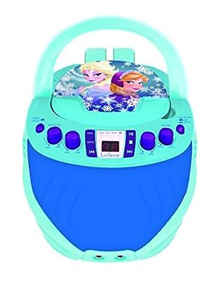 Detalles del producto Frozen - Reproductor de CD-G portátil para karaoke (Lexibook K7000FZ) por Lexibook