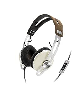 Sennheiser Momentum 1.0 On-Ear Headphones - Ivory (Discontinued by Manufacturer)