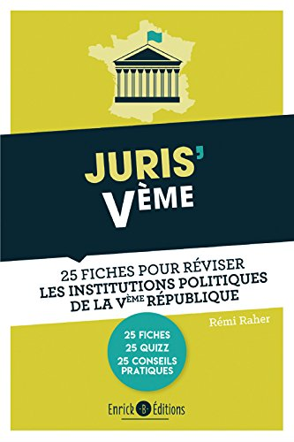 Juris'Vème (Juris' Coach) (French Edition)