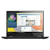 Lenovo Yoga 520 35,6 cm (14,0 Zoll Full HD IPS Touch) Convertible Notebook (Intel Pentium 4415U, 8GB RAM, 128GB SSD, Intel UHD Grafik 610, Windows 10 Home) schwarz