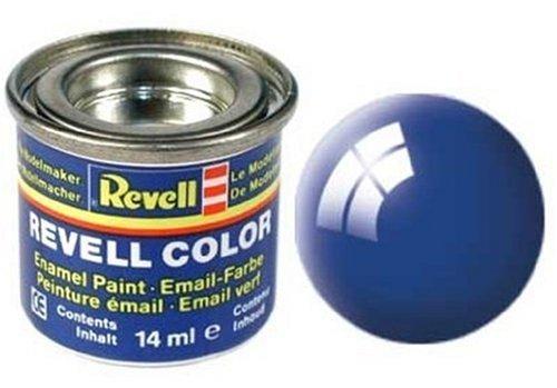 peinture-email-revell-bleu-brillant-modelisme-accessoires